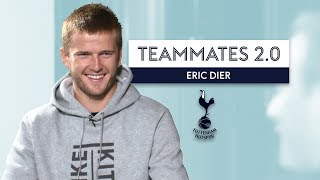 Heung-Min Son has different celebrations with everyone! | Eric Dier Teammates 2.0