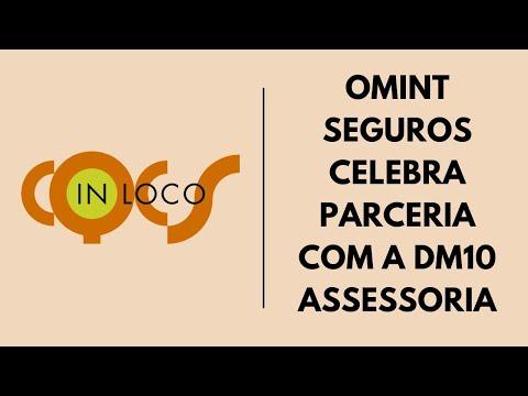 Imagem post: Omint Seguros celebra parceria com a DM10 assessoria