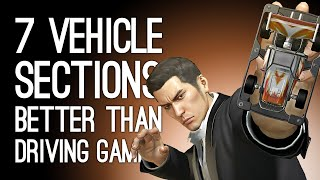 7 Vehicle Sections Better Than Most Driving Games