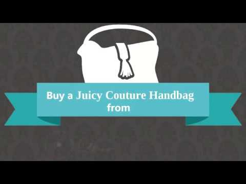Buy a Juicy Couture Handbag from Lussoboutique