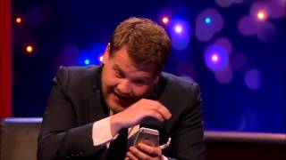 Michael McIntyre and James Corden play Send to All (REPLIES) HD