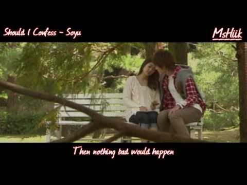 MV HD Eng   Should I Confess - Soyu「Playful Kiss OST」