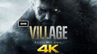RESIDENT EVIL 8 VILLAGE 👻 4K/60fps RTX 👻 FULL GAME 👻 Longplay Walkthrough Gameplay No Commentary