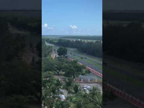 فیلم سفر پورتوریکو. فرودگاه سان خوان. سواحل سان خوان. حیاط ماریوت جزیره ورد سان خوان