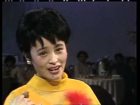 [1984年春晚]歌曲:《莫愁啊,莫愁》等组曲 朱明瑛 | CCTV春晚