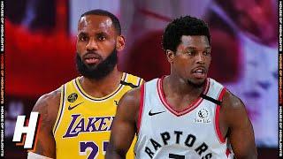 Los Angeles Lakers vs Toronto Raptors - Full Game Highlights | August 1, 2020 | 2019-20 NBA Season