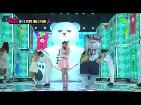 LEE HI (이하이) - IT'S OVER Comeback Stage @ SBS KpopStar2