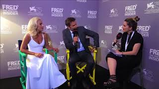 Bradley Cooper e Lady Gaga - A STAR IS BORN - 75 Venice Film Festival