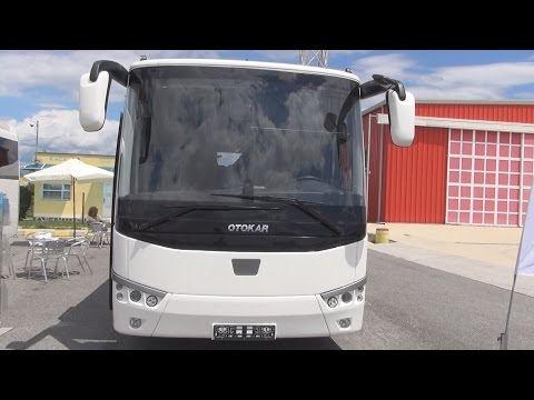 Otokar Vectio T Bus (2016) Exterior and Interior in 3D