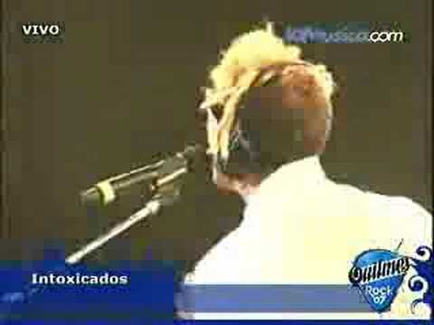 Intoxicados - Descanzar en paz - Vivo - Quilmes Rock 2007