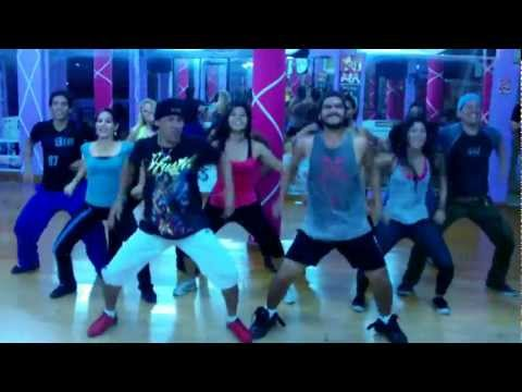 Wilson Dance Show - El teke teke bailoterapia 2013