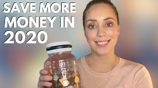 How To Save Money in the New Year / Money Saving Tips 💸