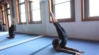 Gianna Purcell - Bikram Yoga Athens