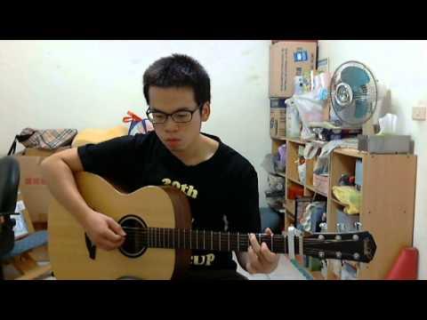 張惠妹-人質 木吉他演奏