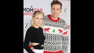 Kristen Bell reveals how her kids walked in on her and Dax
