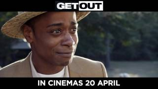 Get Out Trailer - In Theaters 20 April