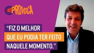 Entrevista com Luiz Henrique Mandetta