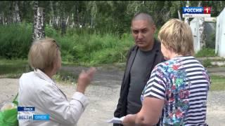 Жители микрорайона Московка обеспокоены вырубкой берез