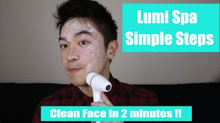 How to use Lumi Spa English