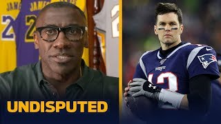 Tom Brady was not the best free agent pick up, he's 43 — Shannon Sharpe | NFL | UNDISPUTED