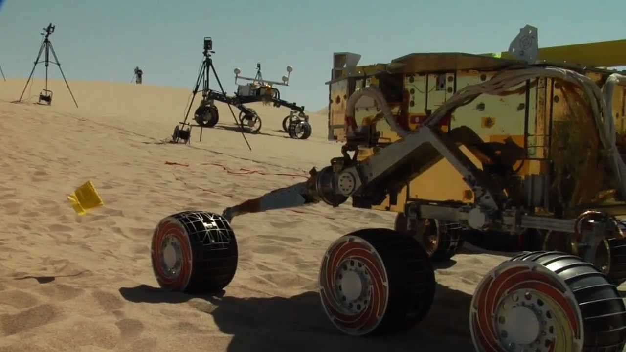 mars rover dying - photo #22