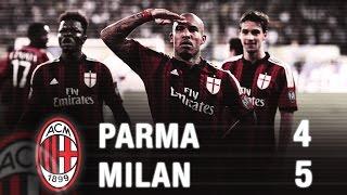 Parma-Milan 4-5 Highlights | AC Milan Official