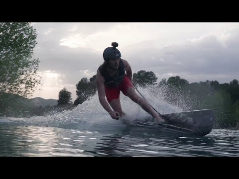 AWAKE ELECTRIC SURFBOARD THROUGH EUROPE