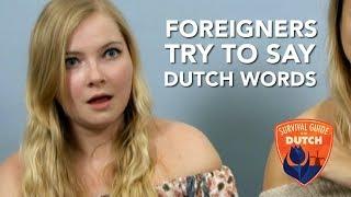 How to survive... speaking Dutch!
