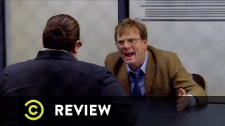 Review - The Case Against Forrest MacNeil