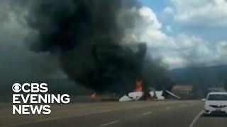 New details emerge about plane crash involving Dale Earnhardt Jr.