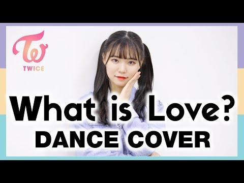 [ kpop ] TWICE (트와이스) - What is Love? (Full ver.) Dance Cover (#DPOP Mirror Mode)