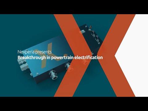 Nexperia - GaN based electric vehicle inverter by Nexperia & Ricardo