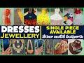 Latest Dresses & Jewellery at Affordable Prices ఒక్కటి తీసుకున్నా కొరియర్ చేస్తారు Online Shopping
