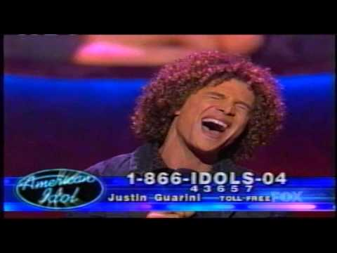 Justin Guarini - Get Here - American Idol