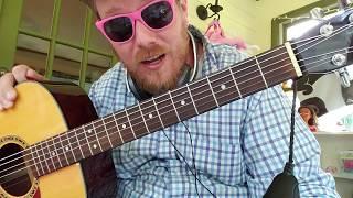 Childish Gambino - Summertime Magic // easy guitar tutorial