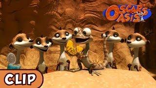 Oscar's Oasis - Pineapple Pursuit | HQ | Funny Cartoons