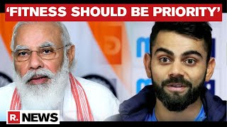 Virat Kohli speaks to PM Modi on fitness, cricket, Yo-Yo t..