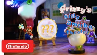 Mario's Painting Masterpiece 👨🎨! - Ep. 4 - Frizzy's Silly amiibo Theater | Play Nintendo