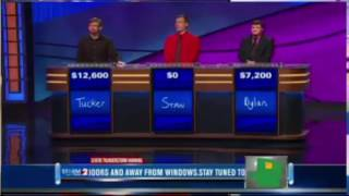 Jeopardy Foot Questions