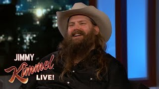 Guest Host Chris Pratt Interviews Chris Stapleton