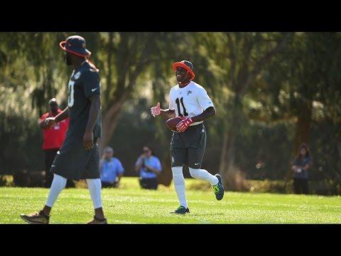 Julio Jones Mic'd Up at Pro Bowl Practice | NFL Fan Pass