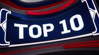 NBA Top 10 Plays of the Night | January 1, 2020