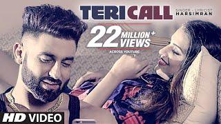 Teri Call – Harsimran Punjabi Video Download New Video HD