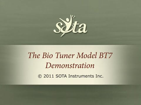 The SOTA Bio Tuner Model BT7