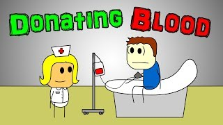 Brewstew - Donating Blood