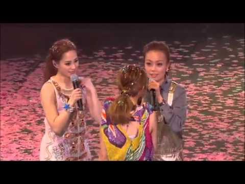 Twins、容祖兒 《你講你愛我 / 眼紅紅》 (TWINS #LOL LIVE IN HK) [480P]