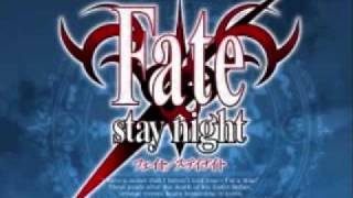 Haga Keita - Into the Night (Fate/Stay Night)