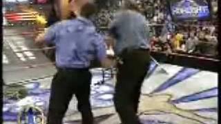 Diamond Cutter vs RKO