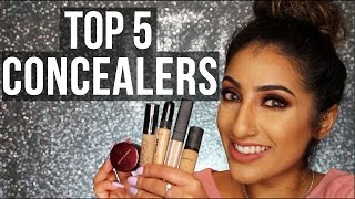 Top 5 Concealers - Indian/Asian/Olive/Warm Skin Tone