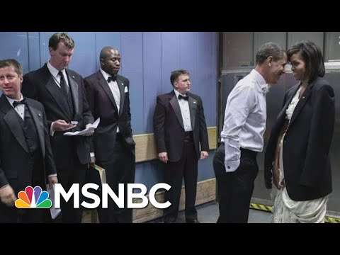 Pete Souza Reflects On Being A 'Professional Chameleon' In WH | Morning Joe | MSNBC